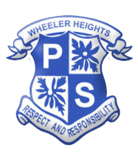 Wheeler Heights Public School logo